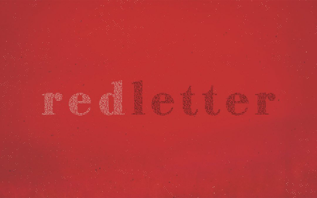 Red Letter – Part 4