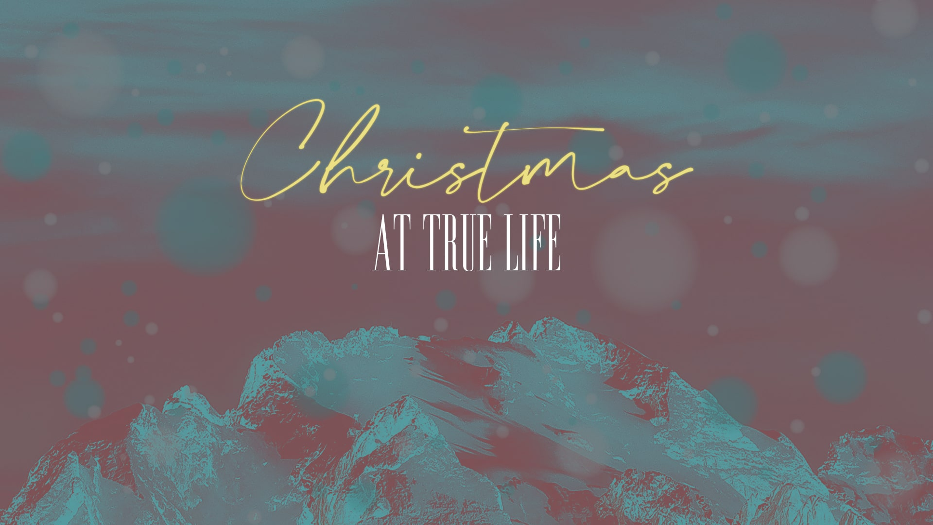 Christmas at True Life