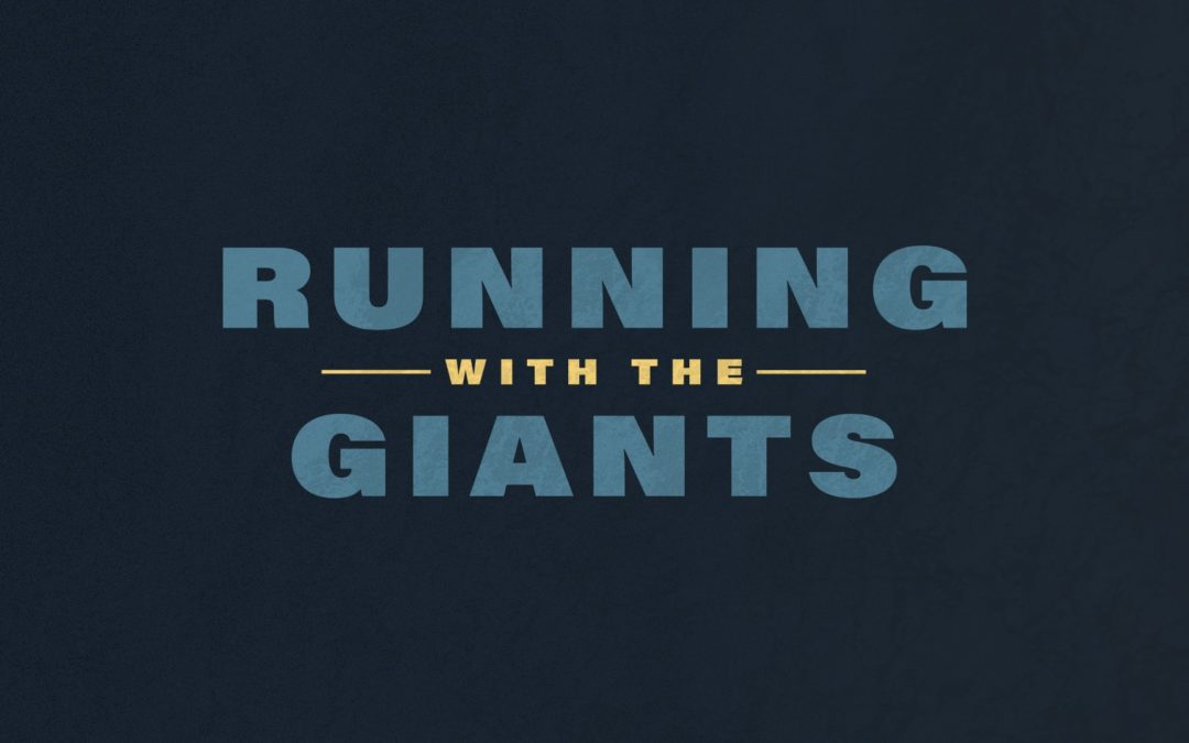 Running With The Giants – Part 4