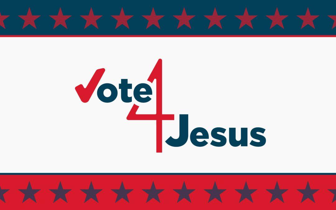 Vote4Jesus – Part 3